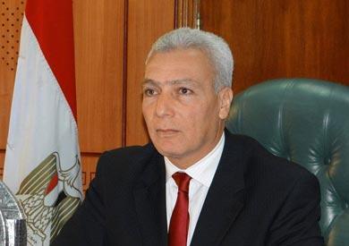 محافظ بورسعيد اللواء مجدي نصر الدين