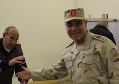اللواء أركان حرب أيمن عامر، قائد المنطقة المركزية العسكرية