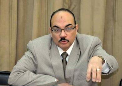 محافظ الإسكندرية اللواء رضا فرحات