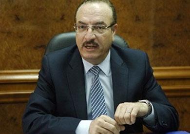 المهندس شريف محمد حبيب محافظ بني سويف