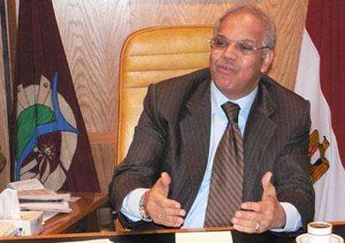 جلال مصطفى السعيد - وزير النقل