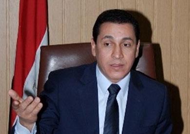 الدكتور رضا عبد السلام محافظ الشرقية