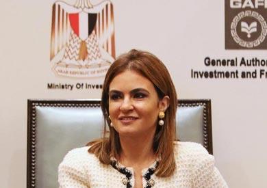 سحر نصر، وزيرة الاستثمار