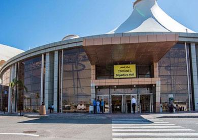 مطار شرم الشيخ ارشيفية
