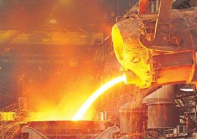 الحديد والصلب - ارشيفية