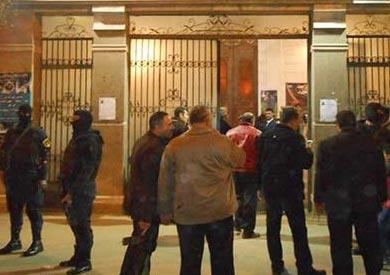إجراءات تأمينية «مُكثفة» بكنائس الإسكندرية في عيد القيامة