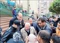 محافظ بورسعيد يلتقي بالمواطنين بالمجمع الإسلامي في حي الزهور