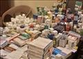 صحة القاهرة: ضبط مخزن أدوية