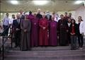 رئيس أساقفة كانتربرى يتفقد مستشفى السادات الخيرية الأسقفية