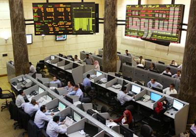 البورصة-المصرية_ أرشيفية