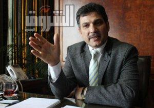 الدكتور حسام المغازي، وزير الري