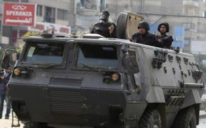 صورة أرشيفية لقوات الأمن في الفيوم