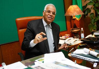 الدكتور جلال السعيد، محافظ القاهرة