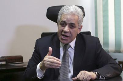 حمدين صباحي مؤسس وزعيم التيار الشعبي