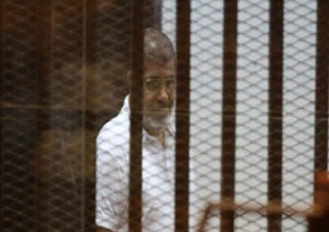 تأجيل محاكمة مرسي في قضية سجن وادي النطرون – أرشيفية