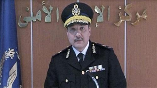 اللواء هاني عبد اللطيف المتحدث باسم وزارة الداخلية