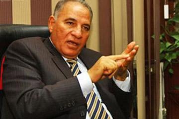 وزير العدل الجديد المستشار أحمد الزند