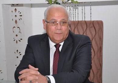 عادل الغضبان محافظ بورسعيد