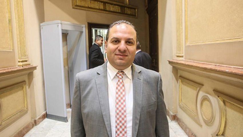 المهندس على عز عضو مجلس النواب