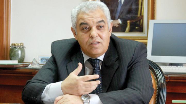 محمد نصر علام وزير الري الأسبق