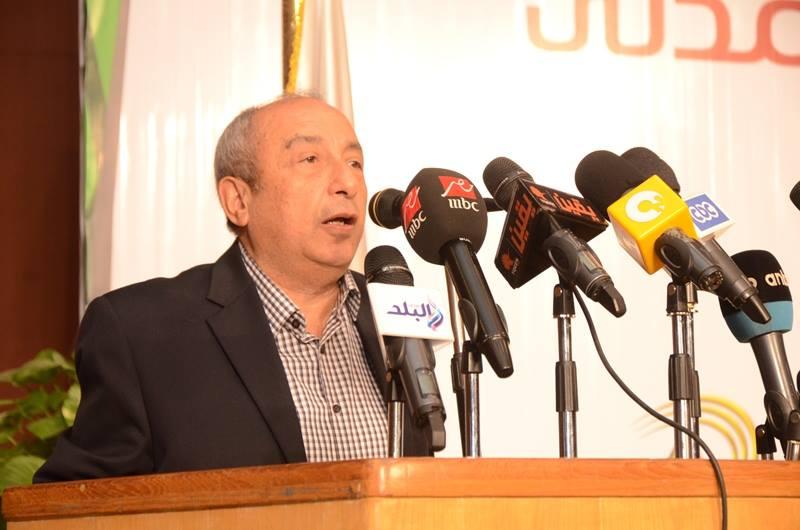 طارق النبراوي نقيب المهندسين