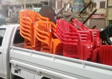 إزالة الإشغالات