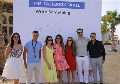فيسبوك يشارك في مهرجان الجونة السينمائي