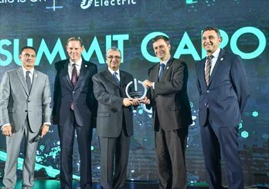 افتتاح مؤتمر ومعرض قمة الابتكار القاهرة ٢٠١٩