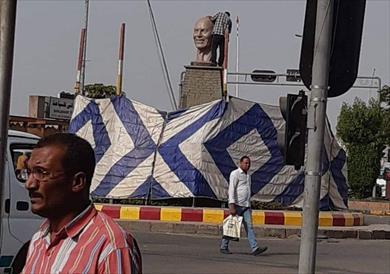 تمثال سعد زغلول