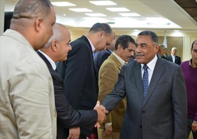اللواء خالد شعيب