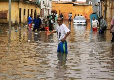 أمطار جيبوتي