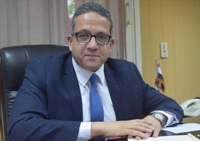 الدكتور خالد العنانى وزير السياحة والاثار