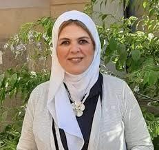 نقيب أطباء القاهرة الدكتورة شيرين غالب