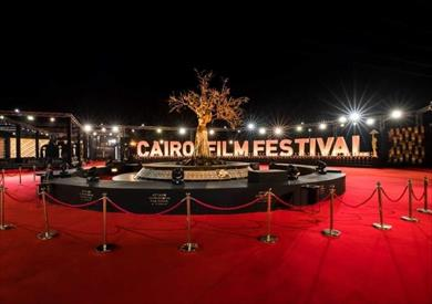 مهرجان القاهرة السينمائي - ارشيفية