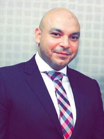 محمود فيصل أمين شباب حزب حماة الوطن