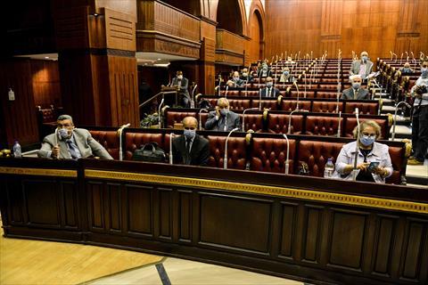 لجنة الخطة والموازنة -تصوير جيهان نصر