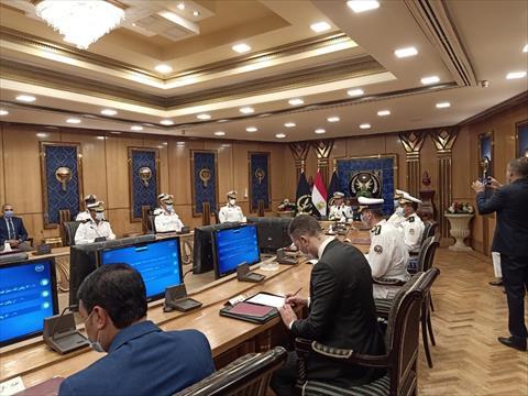 المؤتمر الصحفي لإعلان قبول دفعة جديدة في كلية الشرطة