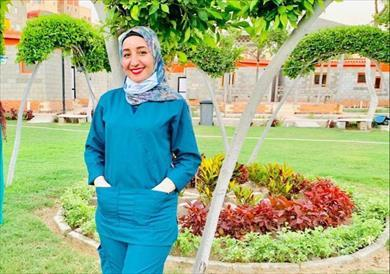 المدير الطبي للمدينة الشبابية بأبي قير في الإسكندرية - الدكتورة آية الشماع