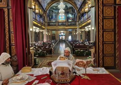 كاتدرائية السمائيين بشرم الشيخ