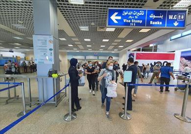 مطار شرم الشيخ الدولي يستقبل أولى الرحلات السياحية القادمة من ليتوانيا