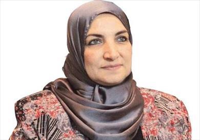 إلهام شاهين مساعد أمين البحوث الإسلامية