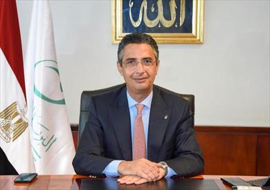 الدكتور شريف فاروق رئيس مجلس إدارة البريد المصري