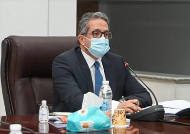 وزير السياحة، خالد العناني