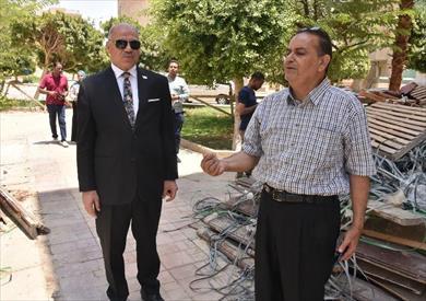 رئيس جامعة الأقصر