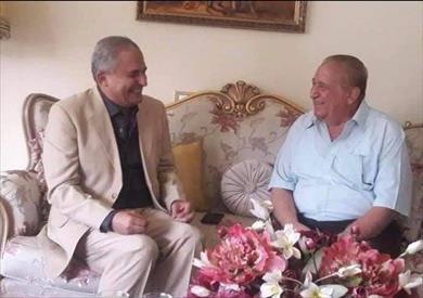 وزير التنمية المحلية الأسبق محسن النعمانى
