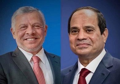 الرئيس السيسي يجري مباحثات ثنائية مع ملك الأردن