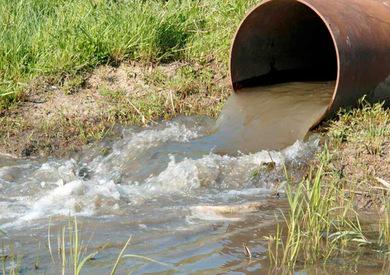 الصرف الصحي بالريف