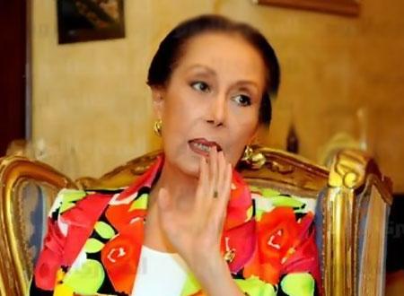 رقية السادات ابنة الرئيس المصري الراحل محمد أنور السادات