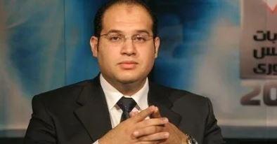 إبراهيم ناجي الشهابي نائب محافظ الجيزة