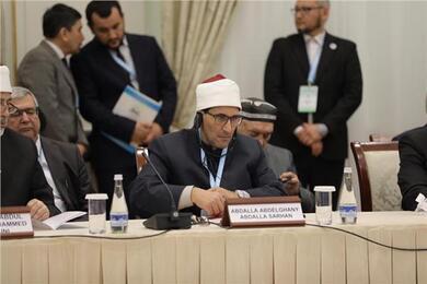 أمين هيئة كبار العلماء الدكتور عبدالله سرحان